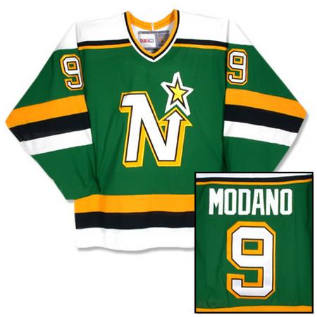 ... Minnesota North Stars Vintage Road Jersey a30d933a600
