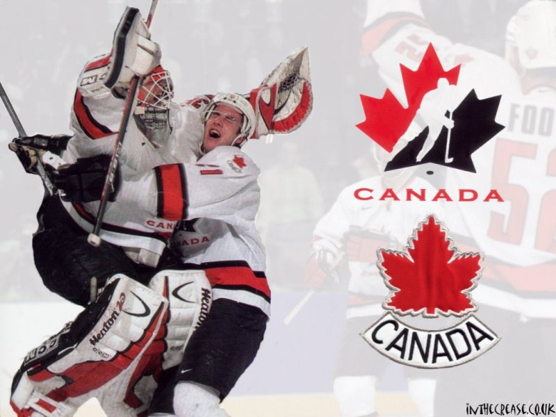 Team Canada Heritage Logo Canada Hockey Wallpaper Hd
